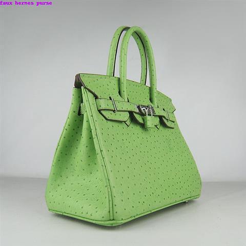 faux hermes purses